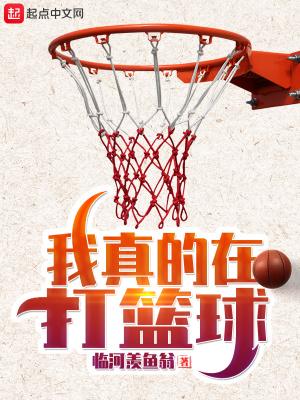 我真的在打籃球